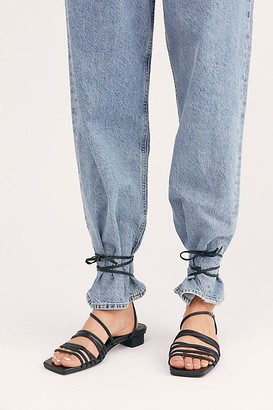 Free People Anni Wrap Sandals