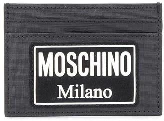 Moschino Logo Cardholder