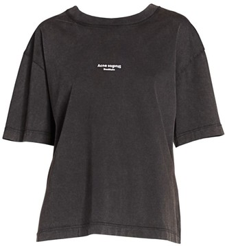 Acne Studios Stamped T-Shirt