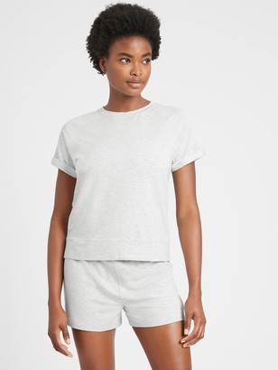 Banana Republic Baby Terry Short-Sleeve Top