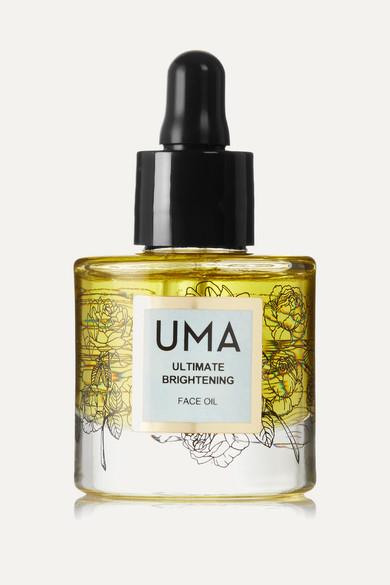 UMA OILS + Net Sustain Ultimate Brightening Face Oil, 30ml - one size