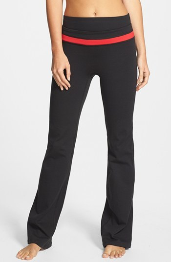 Spanx 'Power Color Band' Workout Pants