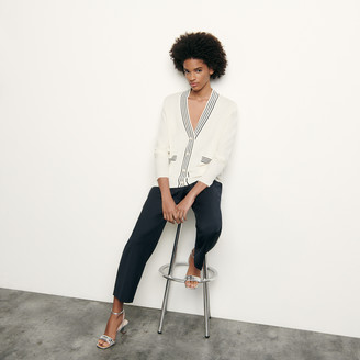 Sandro Wool and cashmere cardigan