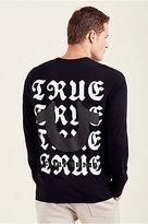 True Religion Gothic Long Sleeve Mens Tee