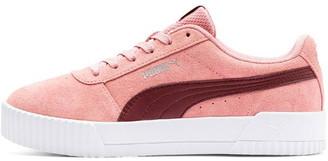 Puma Carina Suede Womens Shoes