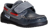 Naturino Leather Oxford (Inf/Tod) - Navy/Jeans/Rosso-19 EU/3 US