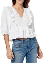 Thumbnail for your product : Joie Nellis Ruffled Blouse