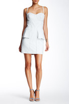 L.A.M.B. Bustier Dress