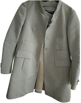 Schumacher Beige Coat for Women