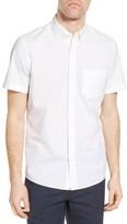 Nordstrom Men's Slim Fit Seersucker Sport Shirt