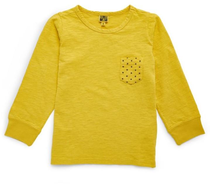 Bonton Long-Sleeved T-Shirt (4-12 Years)