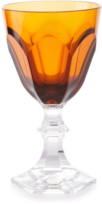 Dolce Vita Mario Luca Giusti Acrylic Wine Goblet Glass