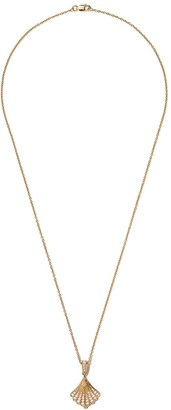 Fairfax & Roberts 18kt yellow gold Modele diamond pendant necklace