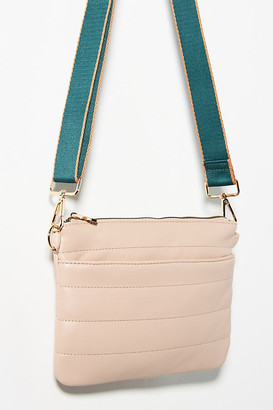 Urban Originals Lola Quilted Crossbody Bag By in Black