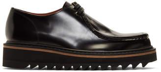 Dries Van Noten Black Chukka Boots