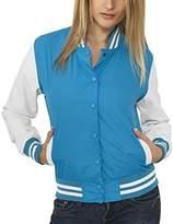 Urban Classics Women's Ladies Light College Jacket,XS