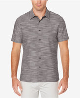 Perry Ellis Men's Big & Tall Textured Shirt