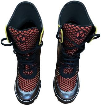 Louis Vuitton Digital Gate Multicolour Leather Ankle boots