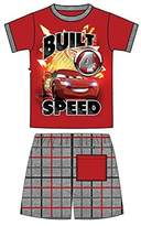 Disney Pixar Cars Lightning McQueen Built for Speed T-Shirt & Shorts Toddler Set
