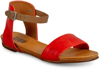 Miz Mooz Strappy Leather Open Toe Sandals - Alanis