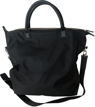WANT Les Essentiels Black Synthetic Bags