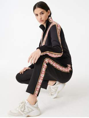Maje Tracksuit Bottoms With Bands