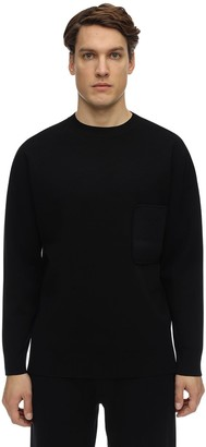Falke Viscose Blend Knit Sweater