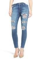 Joe's Jeans Women's Icon Rip & Repair Ankle Skinny Jeans