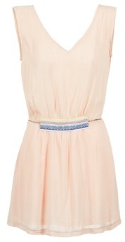 Moony Mood EARINE women's Dress in Pink