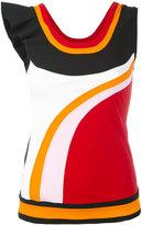 NO KA 'OI No Ka' Oi - Mala sleeveless top - women - Polyamide/Spandex/Elastane - 0