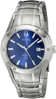 Bulova Men's 96G92 Marine Star Calendar Watch