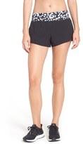 Zella Women's 'Speedster' Running Shorts