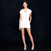 J.Crew Collection shimmer sequin romper