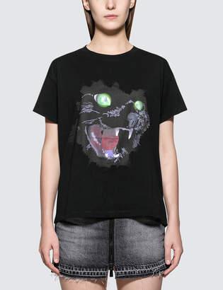 Marcelo Burlon County of Milan Cat Short Sleeve T-shirt