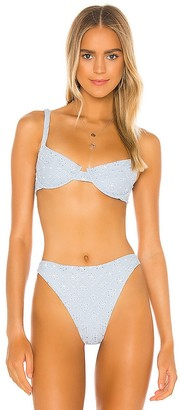 Juillet Izzy Bikini Top