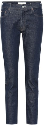 Mother The Stinger Flood mid-rise jeans