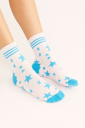 Lucky Honey x FP Movement Star Dad Socks