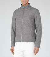 Reiss Ace ZIP-FRONT JACKET