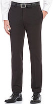 Murano Manhattan Collection Alex Modern Slim Fit Solid Flat-Front Pants
