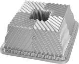 Nordicware Bundt Squared Pan - Silver