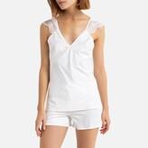 La Redoute Collections Satin Short Pyjamas