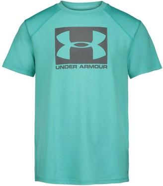 Under Armour Boys' Pre-School UA Shore Break Short Sleeve