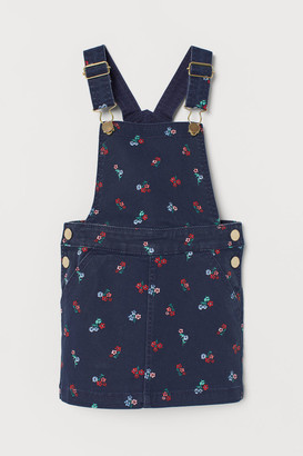H&M Dungaree dress