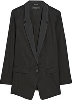 Rag & Bone Ines oversized wool blazer