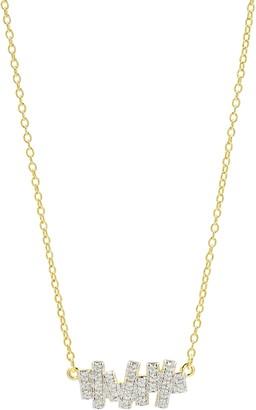 Freida Rothman Radiance Pendant Necklace