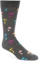Happy Socks Men's 'Palm Beach' Socks