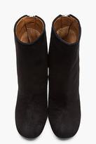 Givenchy Black Suede Luna Boots
