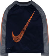 Nike Swoosh Long-Sleeve Dri-Fit Top - Boys 4-7