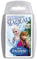 Disney Frozen 'Top Trumps' Card Game Puzzle