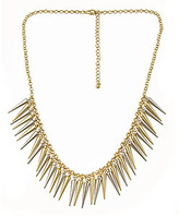Mixed Spikes Necklace